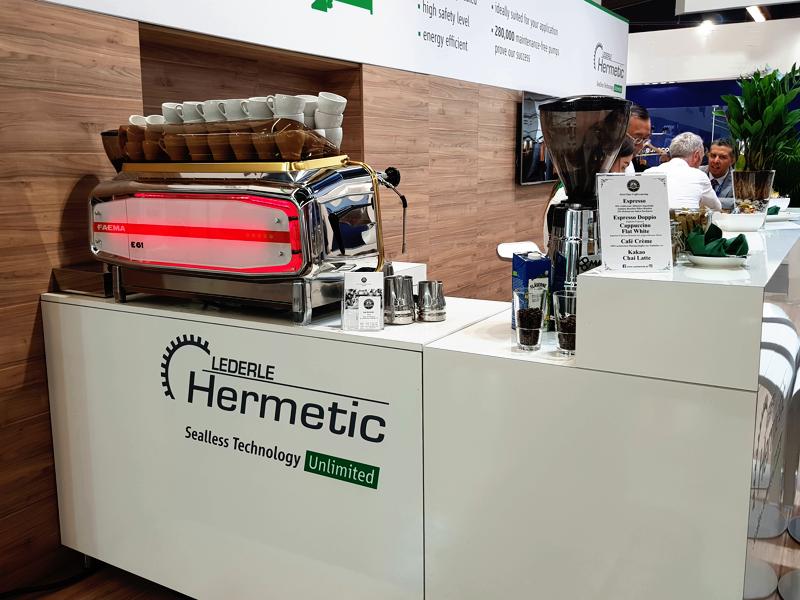Chillventa_2018 Kaffeecatering Starbarista