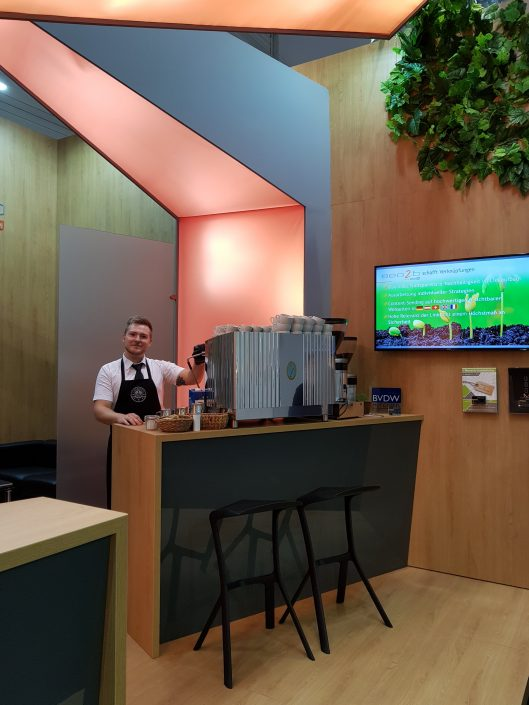 Dmexco Düsseldorf Seo2b Kaffeecatering