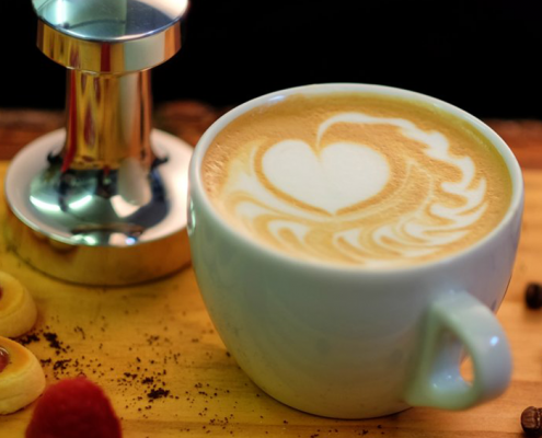 Galerie Latte Art