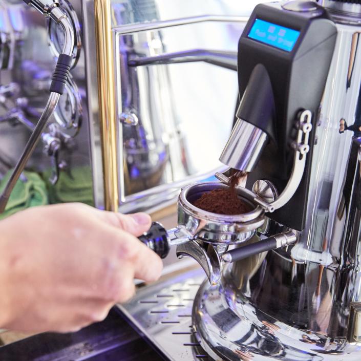 Kaffeecatering Baristaservice Equipmentverleih