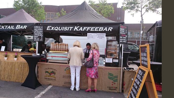 Starbarista Impressionen Exquisit Kaffeebar