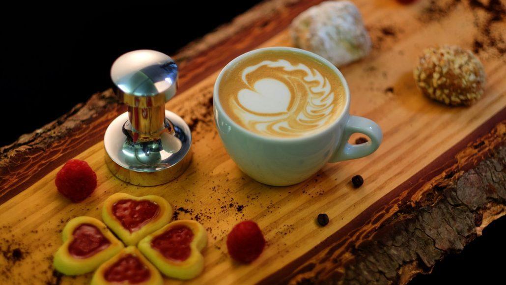 Starbarista Kaffeecatering Latte Art